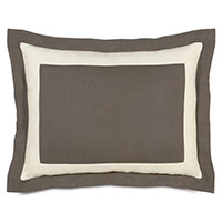 BREEZE CLAY/PEARL STANDARD SHAM