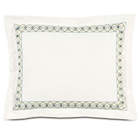 FILLY WHITE STANDARD SHAM