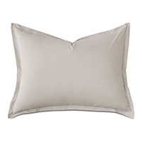 Vail Percale Standard Sham in Bisque