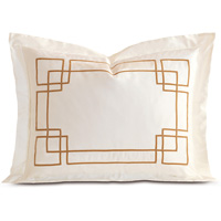 GRAFICO ECRU/ANTIQUE STANDARD SHAM