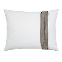 Breeze White Standard Sham Right
