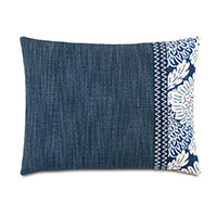 Indira Ink Standard Sham (Right)