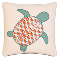 Lobel Reef Turtle applique