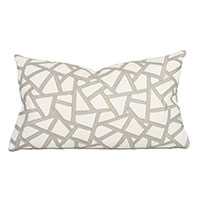 COLLIN LINEN DECORATIVE PILLOW