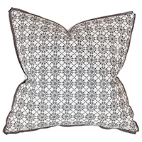 SCONSET LEMON DECORATIVE PILLOW