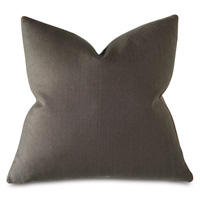 Castle Linen Decorative Pillow in Earth