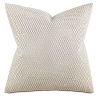 CUSTER LINEN DECORATIVE PILLOW