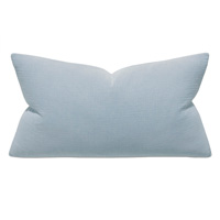 CISERO MATELASSE KING SHAM IN BLUE