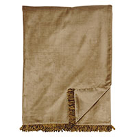 LUCERNE GOLD THROW
