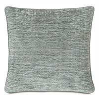 ZEPHYR CHENILLE DECORATIVE PILLOW