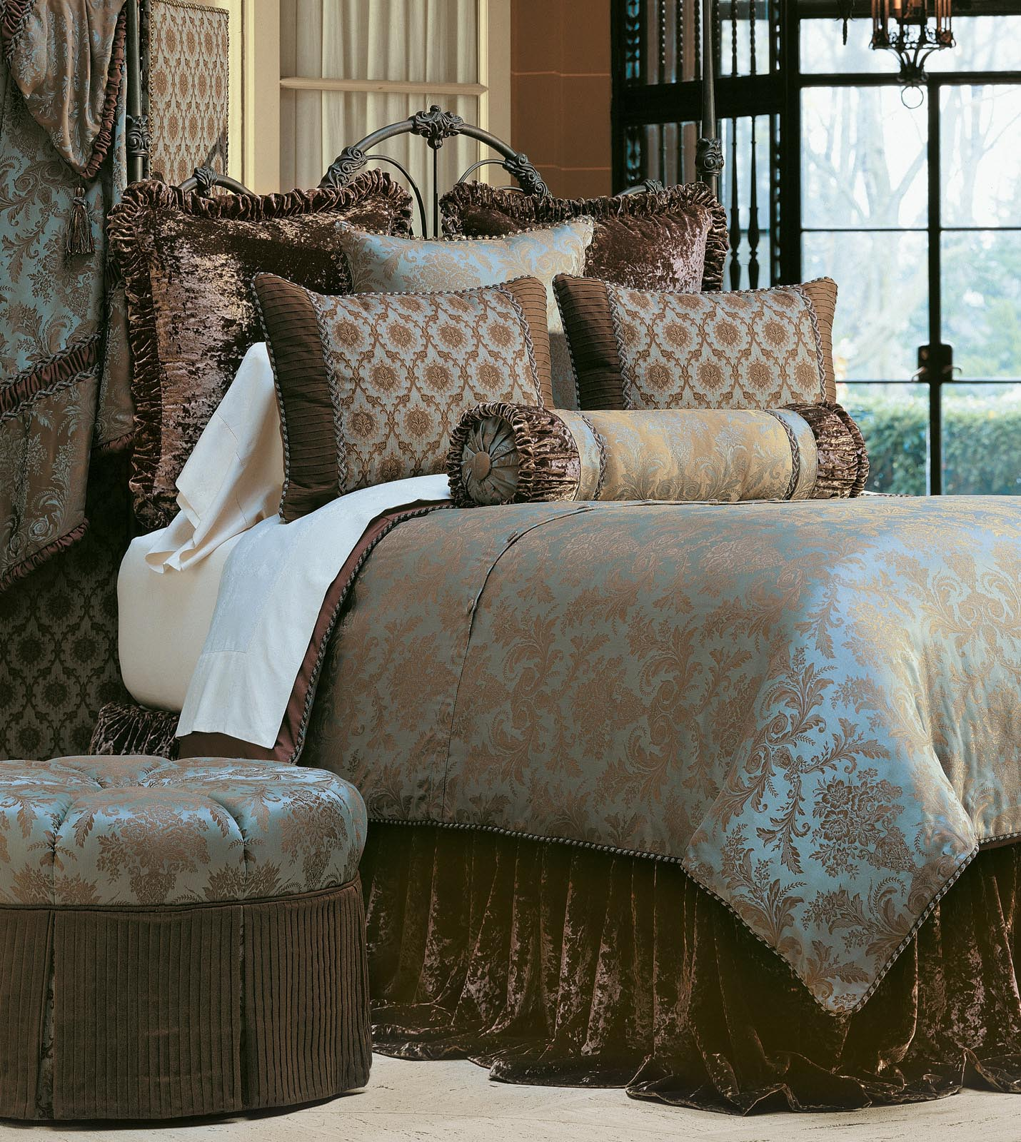 Scalamandre Maison By Eastern Accents Foscari Collection