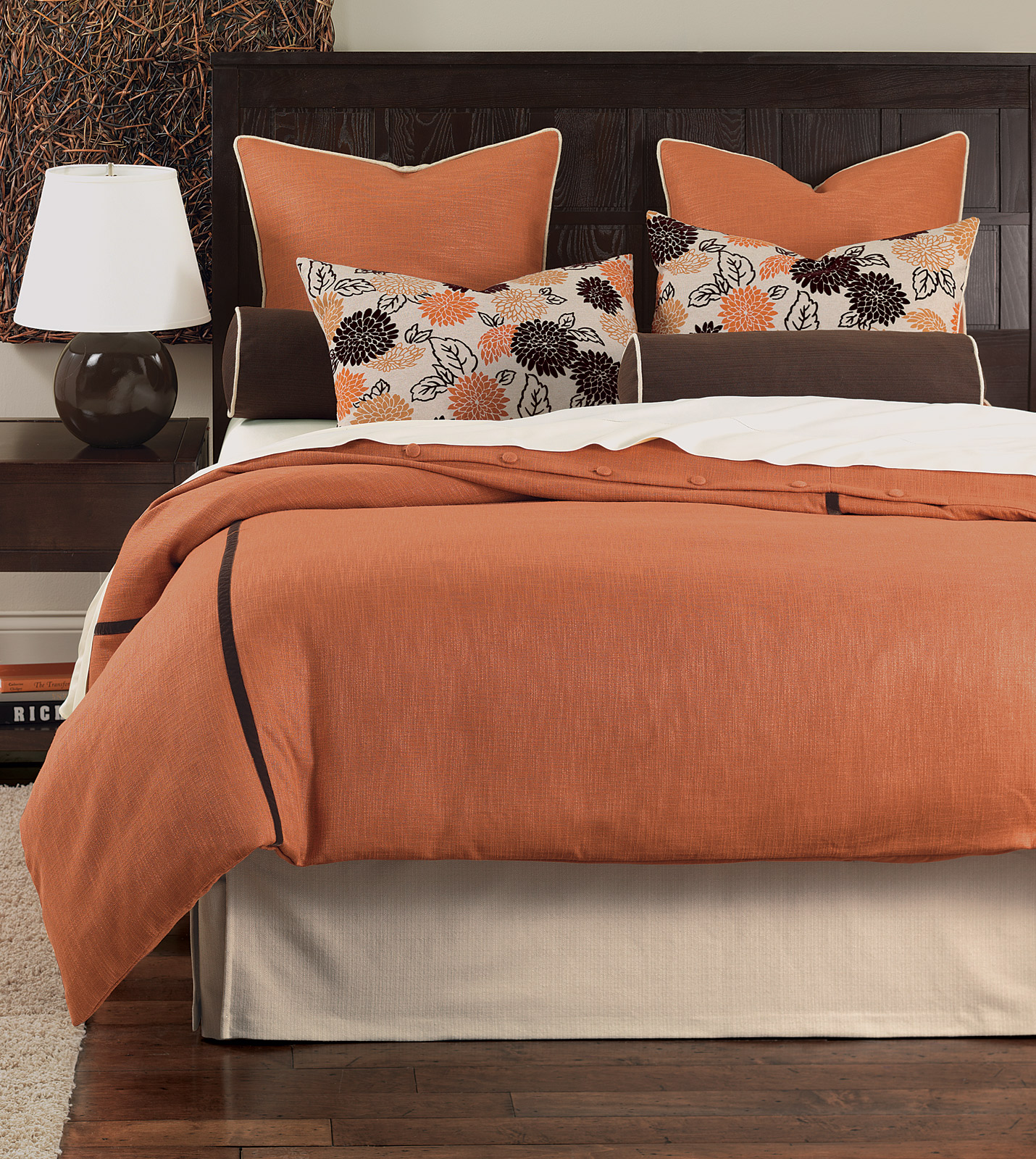 Niche Luxury Bedding By Eastern Accents Reeves Collection