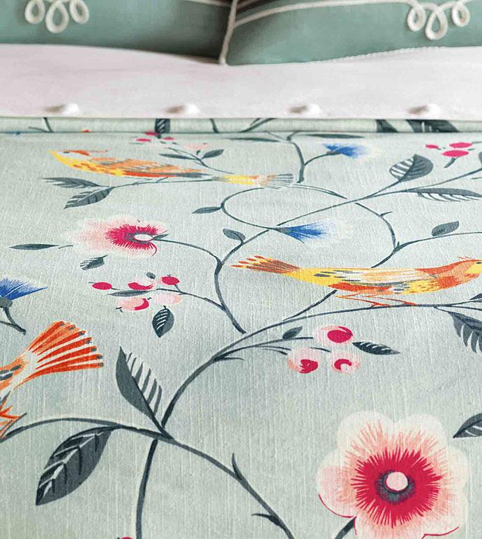 Luxury Bedding By Eastern Accents Gwyneth Duvet Cover