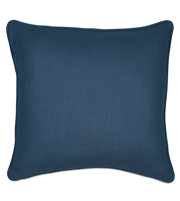 Resort Indigo Accent Pillow - ,