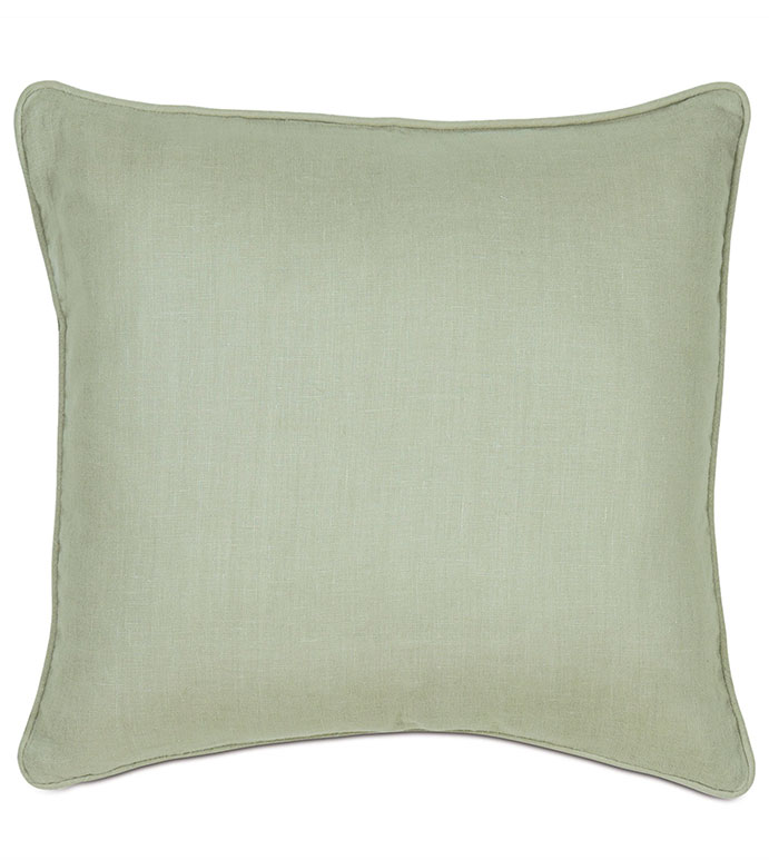 Resort Mint Accent Pillow - ,