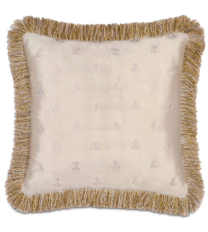 COUTURE PILLOW C (JOSEPHINE IVORY)
