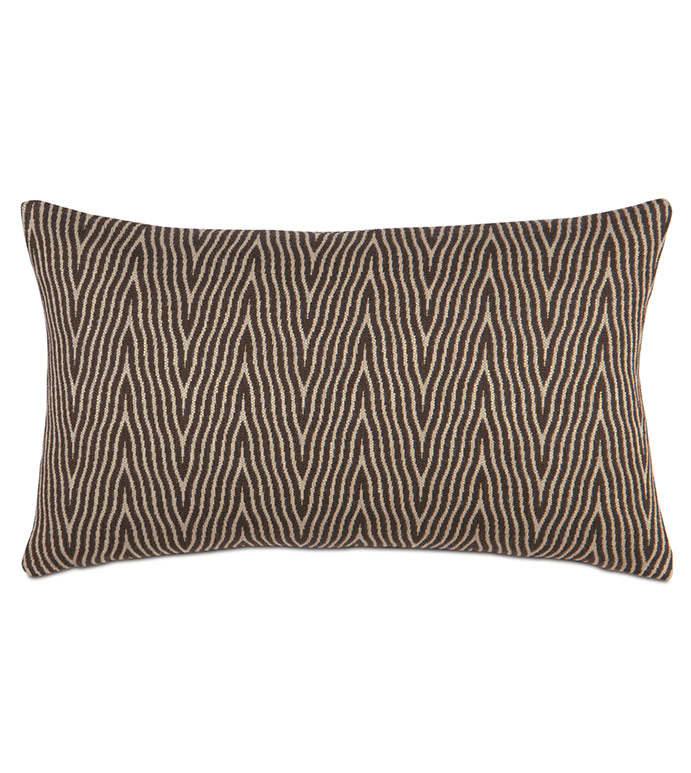 HATHAWAY BARK ACCENT PILLOW - ,