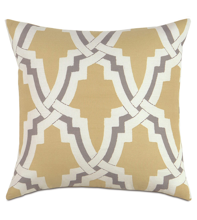 DAVIS ACCENT PILLOW - ,