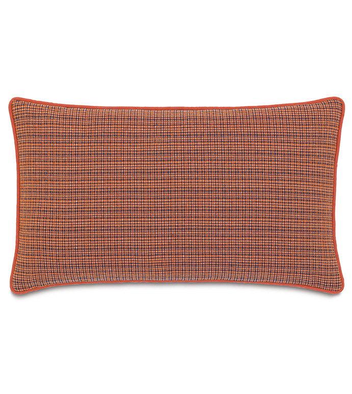 Fleck Tangerine With Sm Welt - ,