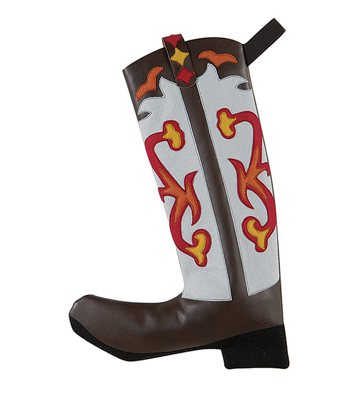 Boot Scootin' Boogie Stocking