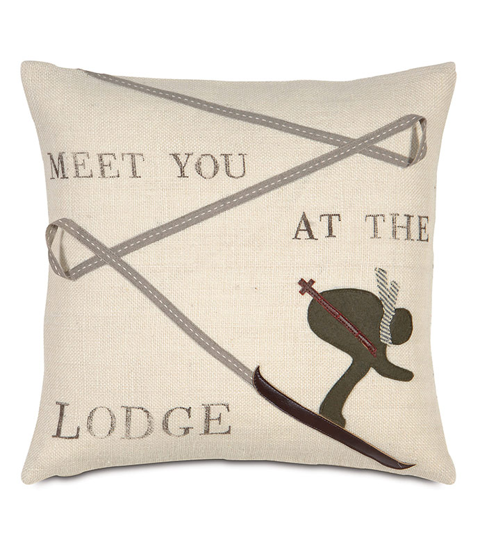 Meet You at the Lodge