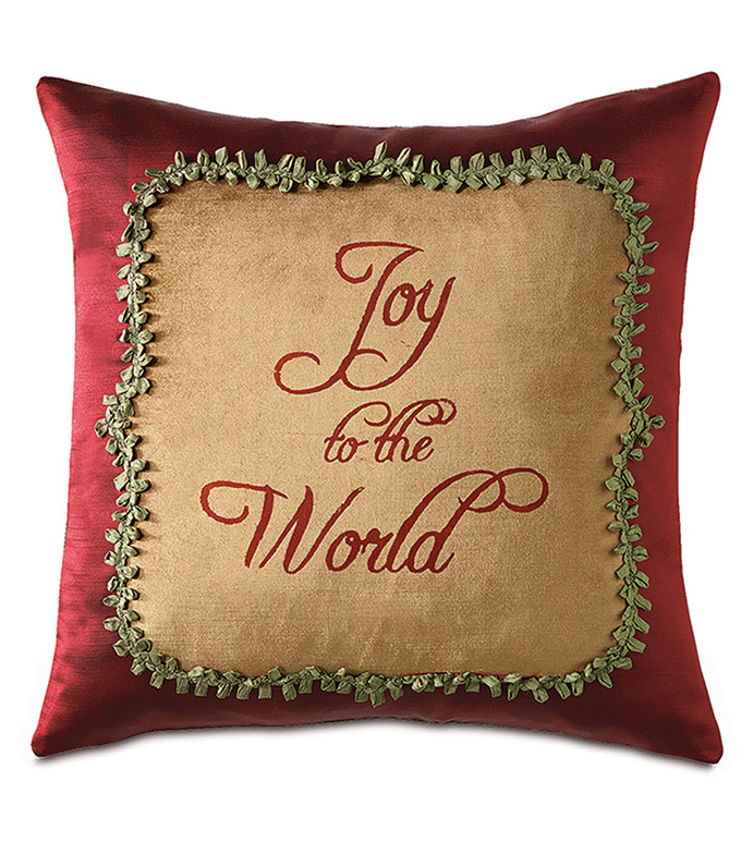 Joyous Wishes - ,WITCOFF RED (REVERSIBLE),