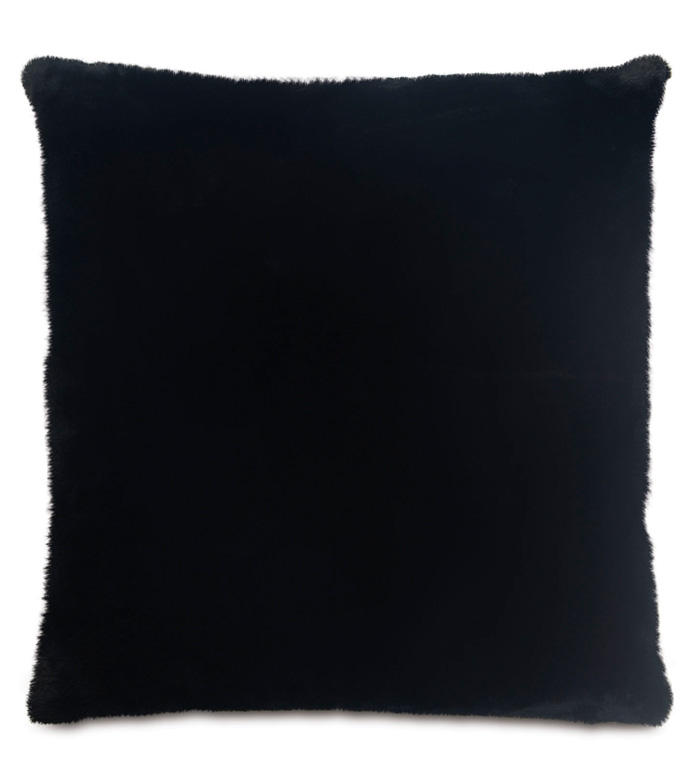 Fur Onyx Pillow - ,