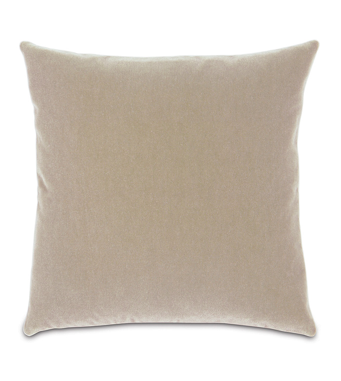 BACH HERALDIC IVORY PILLOW
