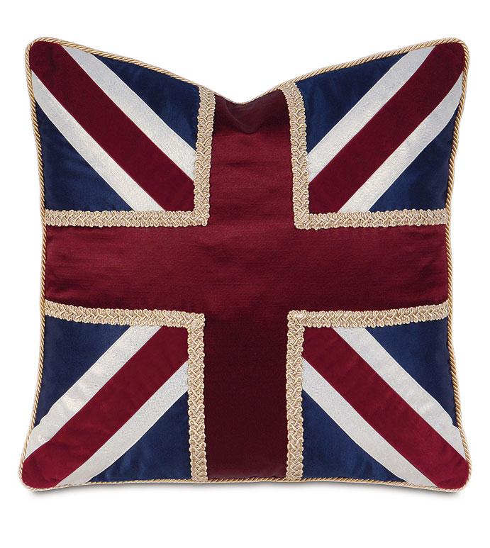 Union Jack navy - ,WITCOFF RED (REVERSIBLE),