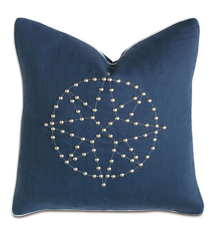 Breeze Indigo WITH nailheads - ,
