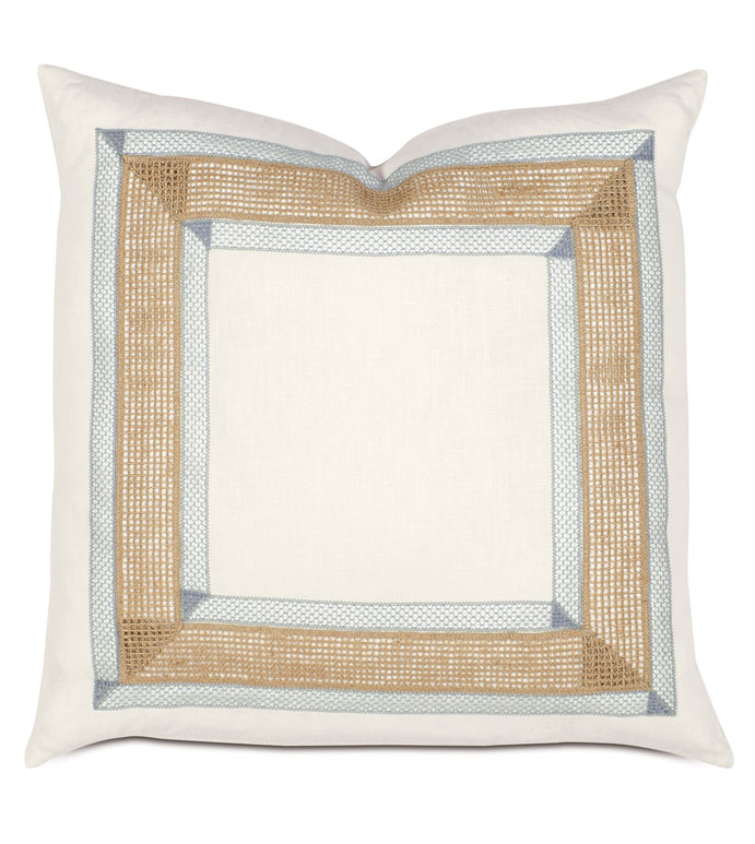 Breeze Shell WITH mitered border - ,