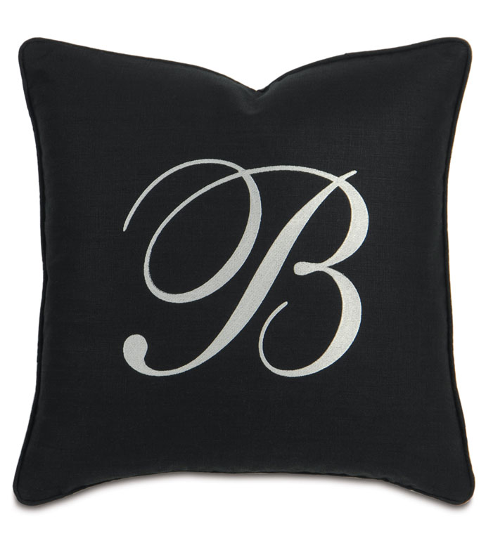 BREEZE BLACK WITH MONOGRAM - ,