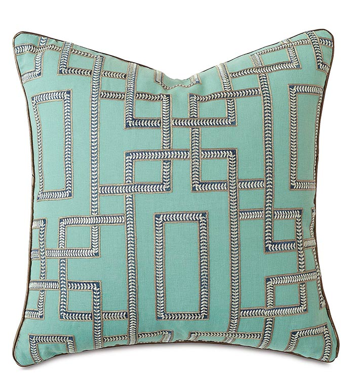 Hudson Accent Pillow - ,