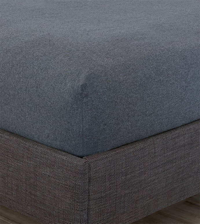 Summit Gravel Fitted Sheet