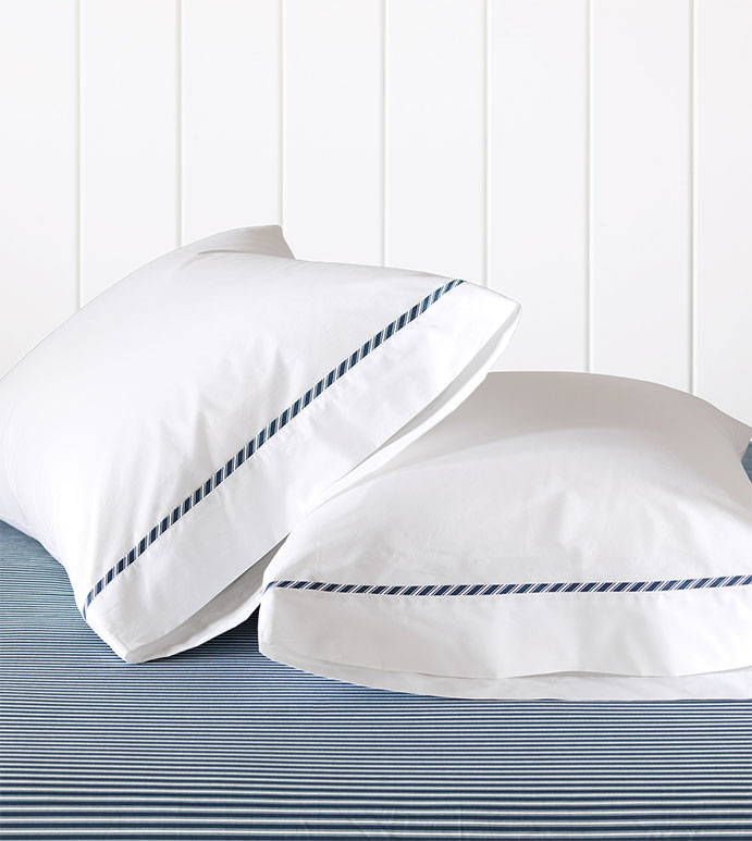 Newman Ink Pillowcase - HAMPTON