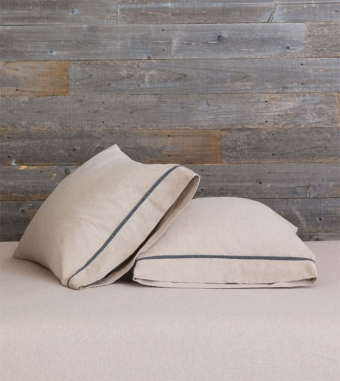 Summit Sand Pillowcase - LANDON