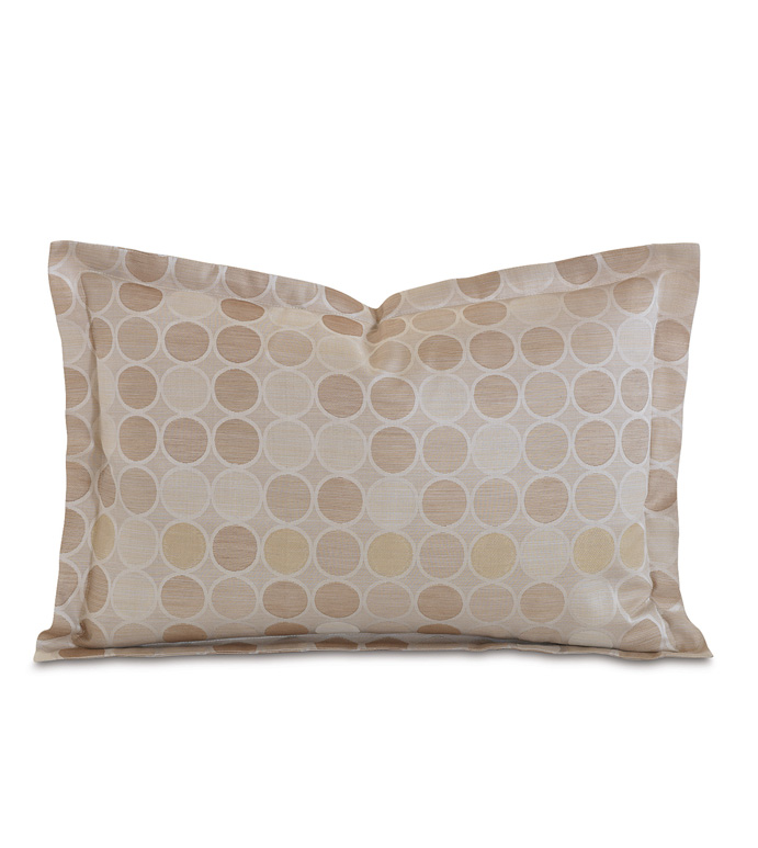 Adrienne Jacquard Decorative Pillow - ,