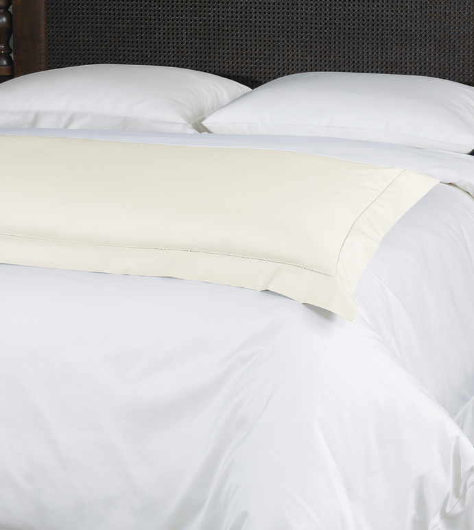 ROMA LUXE IVORY GRAND SHAM - ,