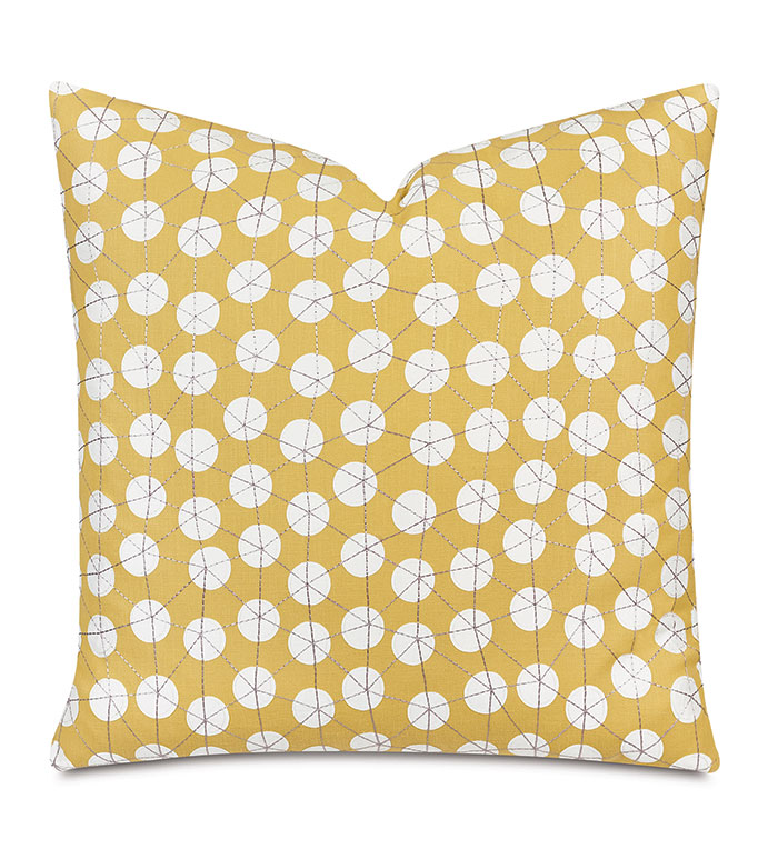Ollie Sunshine Decorative Pillow - ,