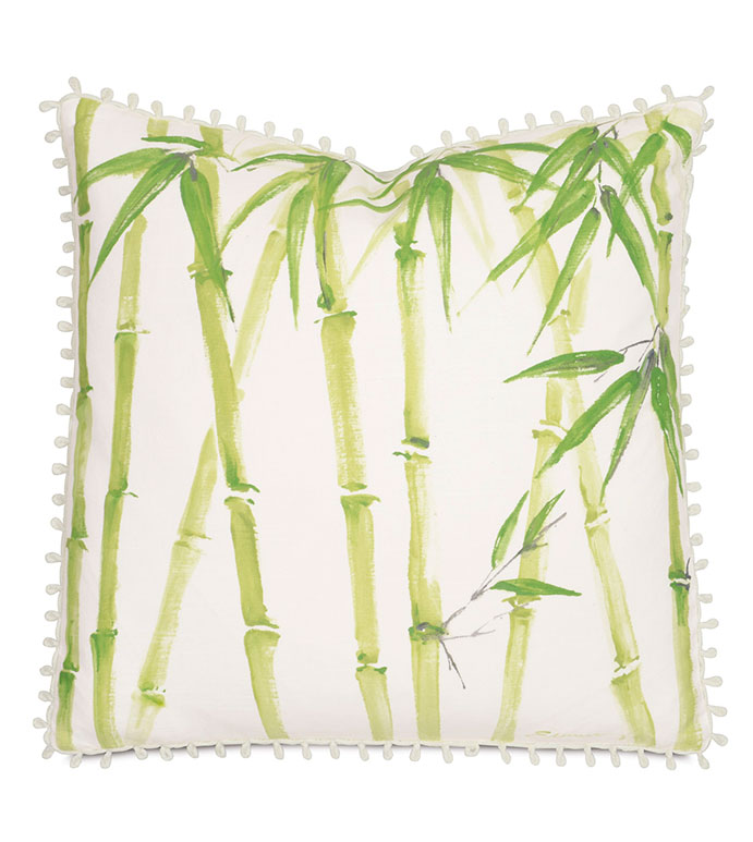 Bamboo Forest hand-painted
