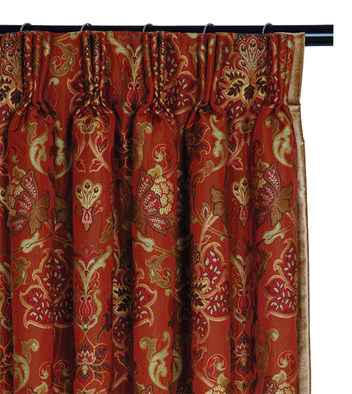 TOULON CURTAIN PANEL RIGHT