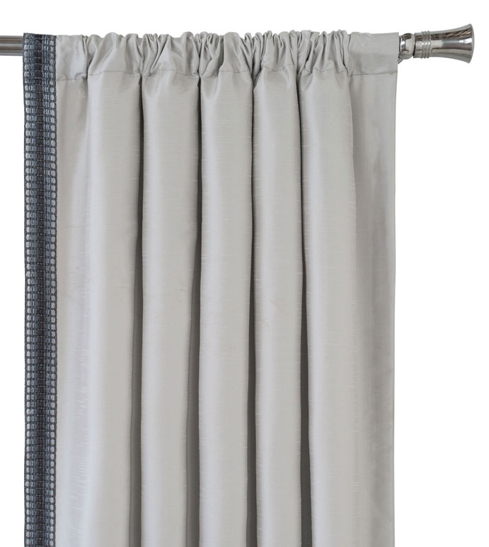 Edris Fog Curtain Panel Right