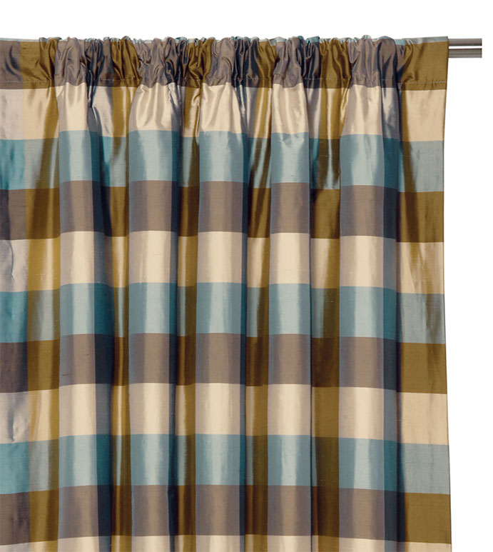 BECKFORD SKY CURTAIN PANEL