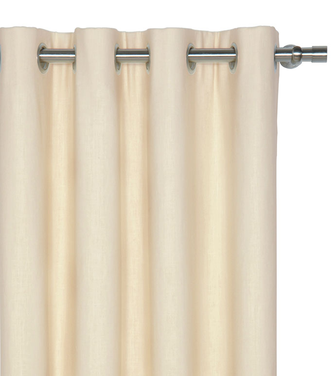 Breeze Pearl Curtain Panel - ,