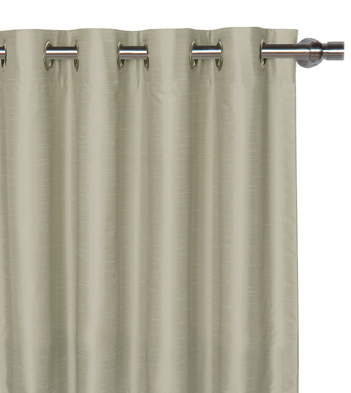 Edris Mist Curtain Panel - ,