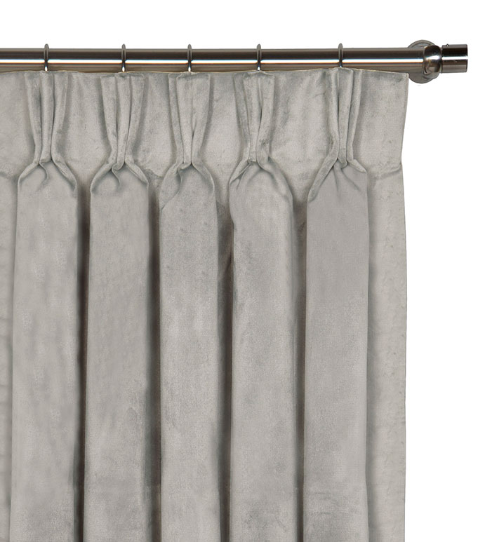 Nellis Glacier Curtain Panel - ,