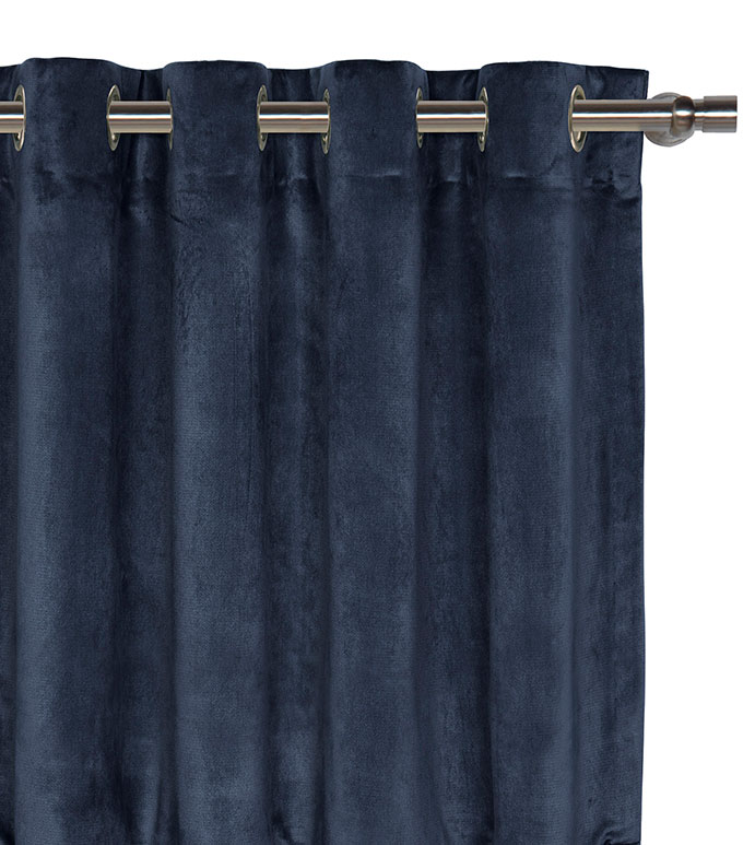 Nellis Azure Curtain Panel - ,