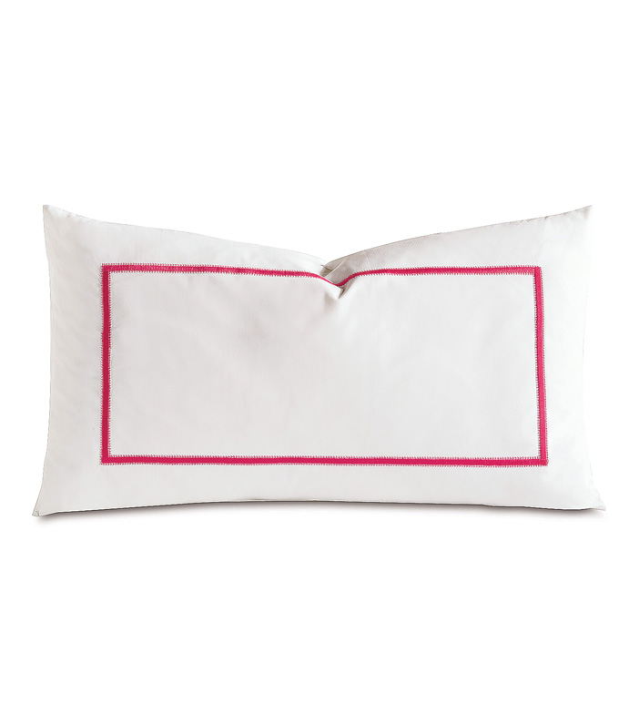 GALA PINK DECORATIVE PILLOW - ,