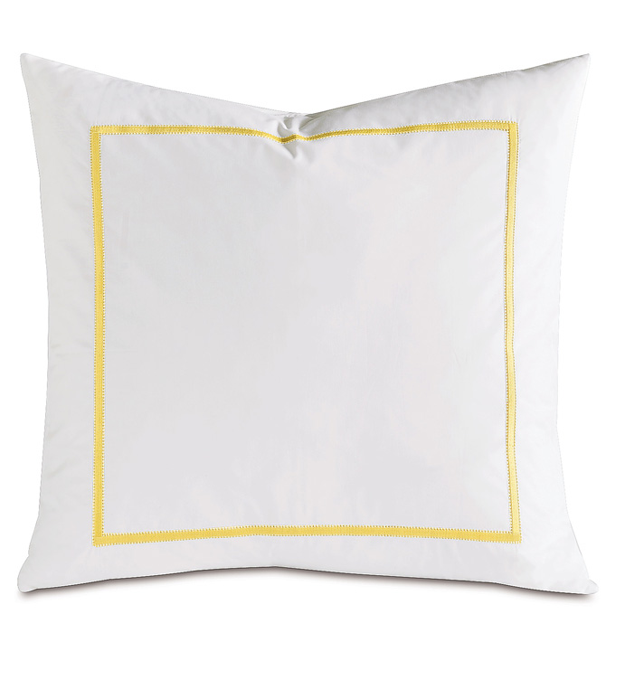 GALA LEMON DECORATIVE PILLOW - ,