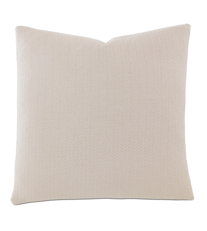 NOELLE BUFF SQUARE ACCENT PILLOW